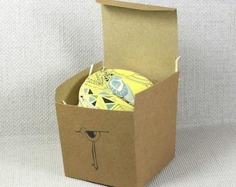 Geometric Bird Coasters, Housewarming Gift, Home Decor Ideas, Geometric Gifts, Coasters, Bird Gifts, Coaster Set, Bird Coasters