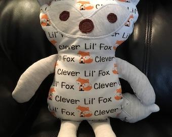 Custom Fox Stuffy