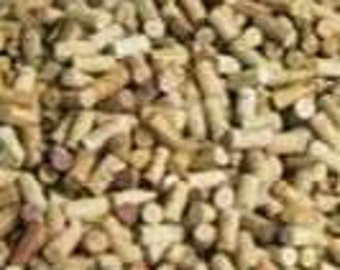 Wine Bottle Corks, 12-pack, Recycled/Used