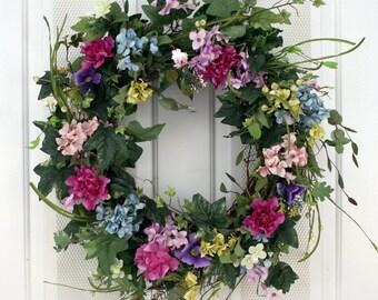 Garden Beauty Wreath