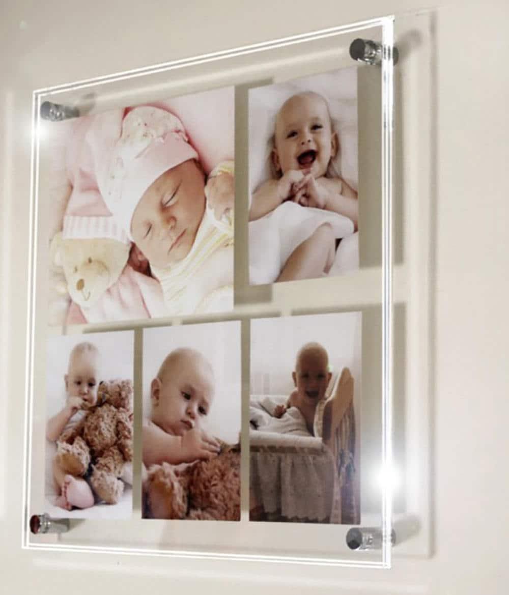 8x6 photo frame multi