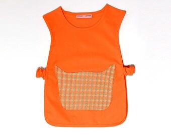 School blouse/apron 3 years/ 4 years / 5 years custom