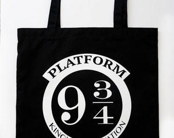 Harry Potter Canvas Tote