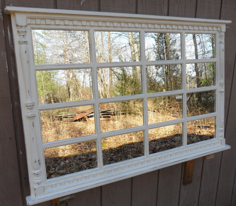 zoom - Distressed Window Frame