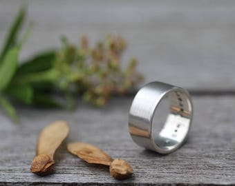 Pure and Simple 10mm Ring