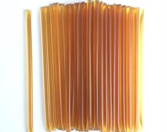 Clover (Plain) Honey Sticks - 50 Count - FREE SHIPPING
