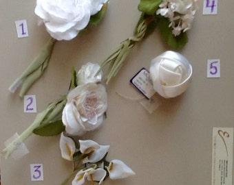Bridal Floral Pick by Modern Romance