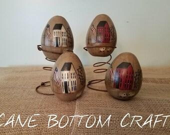 Saltbox Egg