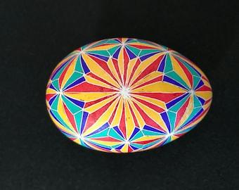 Goose Egg Pysanky