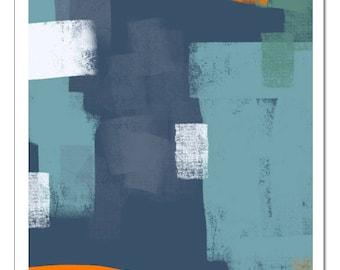 Modern Graphic Design 1/3-Pop Art Print