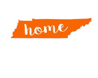 TN State Home SVG