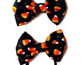 Trick or Treat One Size Headband *or* bow on clip