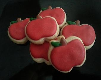Mini Apple Cookies (3 dozen)