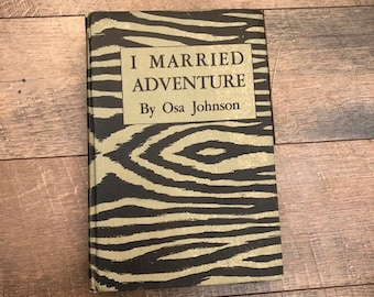 I Married Adventure 1940's Edition