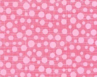 Michael Miller - Hash Dot - Pink - CX6699-PINK-D - 100% cotton fabric - Fabric by the yard(s)