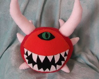 Cacodemon plush