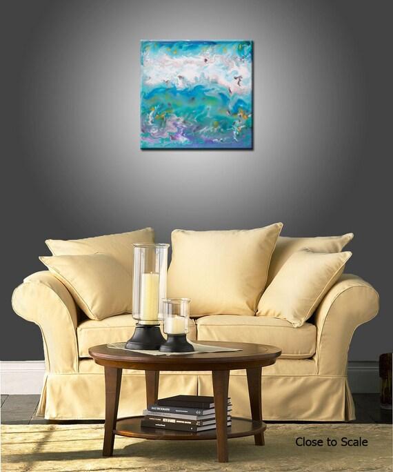 Jupiter 3 Original Abstract Painting Contemporary Modern