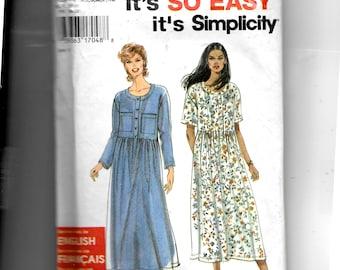 Simplicity Misses' Dress Pattern 9710
