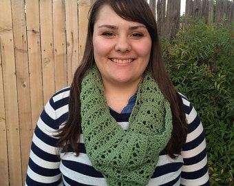 Charleston Green Cowl