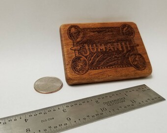 Laser etched Mini Jumanji Board