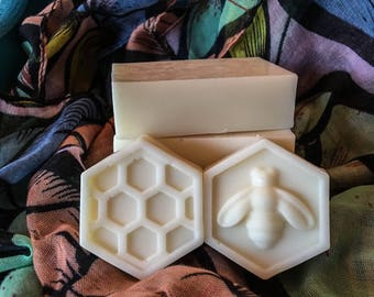 Organic Goat's Milk & Honey Soap