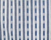 Vintage striped sailing f...