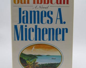 Caribbean by James Michener EXC. COND.