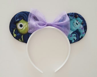 Monsters Inc. Mouse Ears