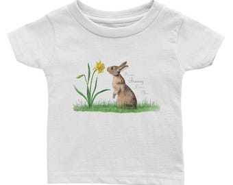 Some BUNNY Loves Me ...Infant Tee