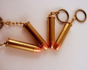 bullet key chain 357 magnum