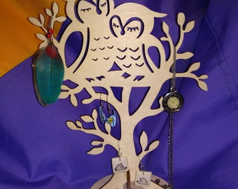 Stand  jewelry Jewelry tree display Jewelry tree holder Home decorations Stand  earrings Stand  bracelets Romantic gift  Cute gift