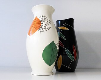 Mid century Brentleigh Ware floor vase