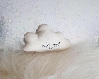 Small cloud cat ice cream patterns