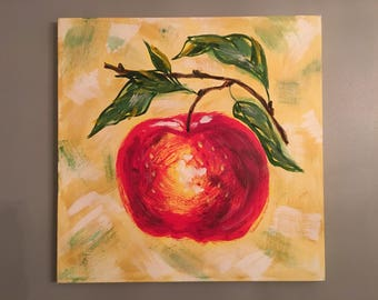 Red Apple #1