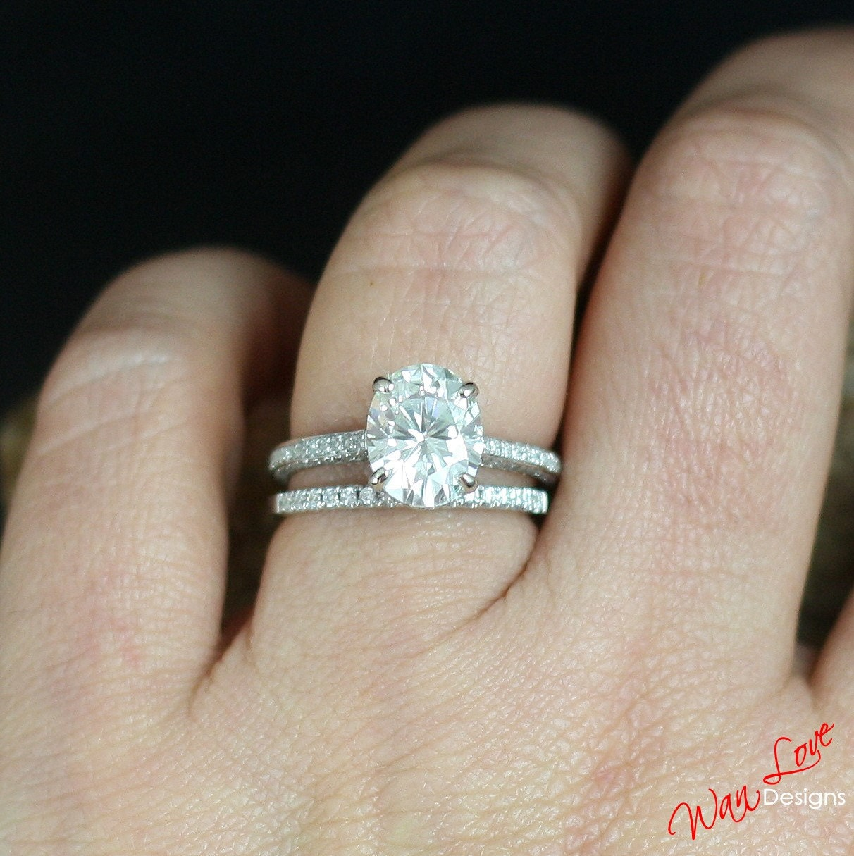 natural accessories anniversary gold bands excellent band design engagement rings item eternity wedding jewelry brand top white carat ring original from in moissanite