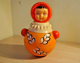 Roly poly from USSR.Original Very rare