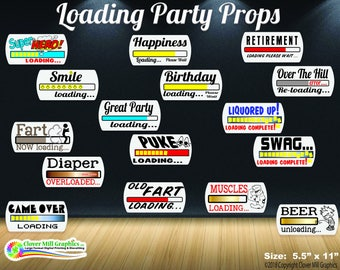 Loading Party Props
