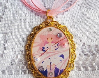 Ultimate Madoka - Madoka Magica Necklace