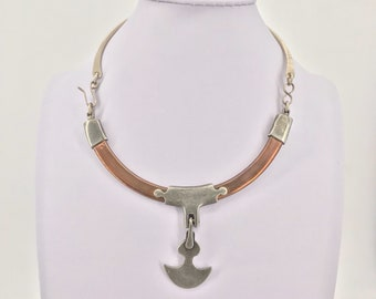 Alush Modern Edgy Necklace