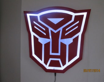 Transformers light / shade ( Made to order, I don't have stock )