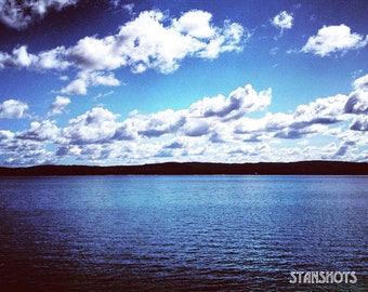 Charlevoix Clouds Print