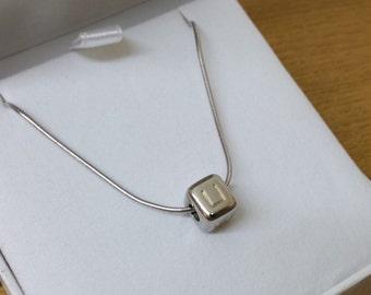 925 Silver Schlangekettte silver die U SK893