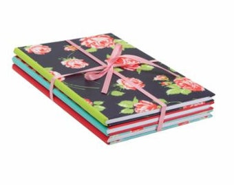 PREORDERS Smitten Quilters Notebooks by Bonnie and Camille - Moda