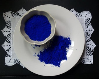 Anil (azulillo or azulete) - indigo blue powder