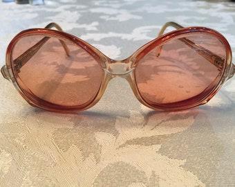 Vintage Gloria Vanderbilt Sunglasses ! 1970's