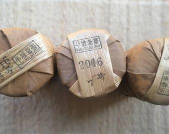 Ban Po Lao Zhai Spring 2016 Single Tree Teas