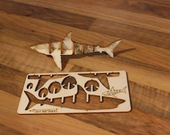 Mini Shark Kit