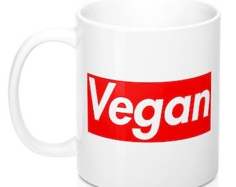 Vegan Mug - Vegetarian Mug