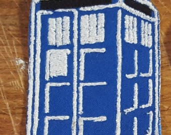 Doctor Who Patch Collection