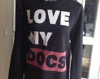 Dr Martens sweatshirt s